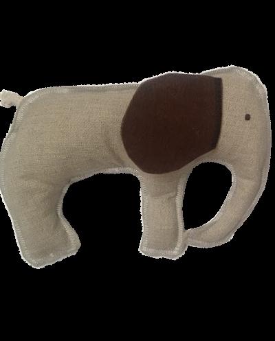 Slon pro psy s vnějším prošíváním