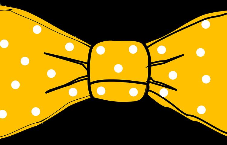 Žlutá stužka - označení psů, co potřebují prostor