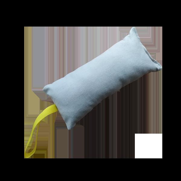 Pešek z režné látky - velký